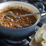 Chili con carne met rundvlees & Cabernet Sauvignon