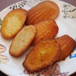 Perfecte madeleines