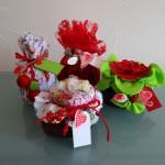 Aardbeien-rabarberjam als culinair cadeautje