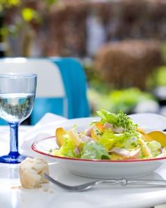 Gall 6 Salade hamreepjes def