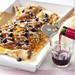 Pissaladière (franse uienpizza) & Planeta La Segreta