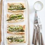 Voor moederdag: bladerdeegtaartje met asperges & Sauvignon Blanc