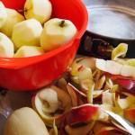 Verjaardagstaart: appeltaart met Vin Santo!