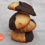 Foodblogswap april: Kokosmakronen met chocolade