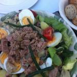 Salade niçoise & Provence rosé