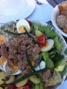 Salade Nicoise (1)